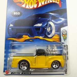 Hot Wheels 1941 Ford Pickup 2003 First Edition